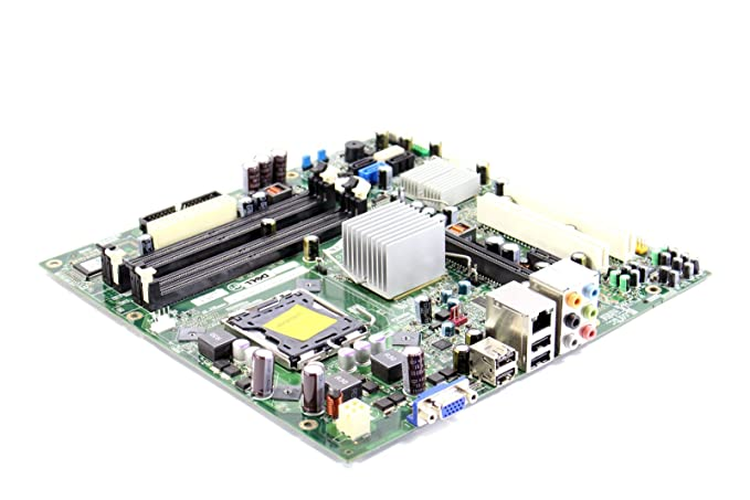 Dell Genuine Motherboard for Inspiron 530, 530s and Vostro 200, 400  Systems  Compatible Part Numbers: G679R, RY007, FM586, CU409, RN474, K216C,  GN723,