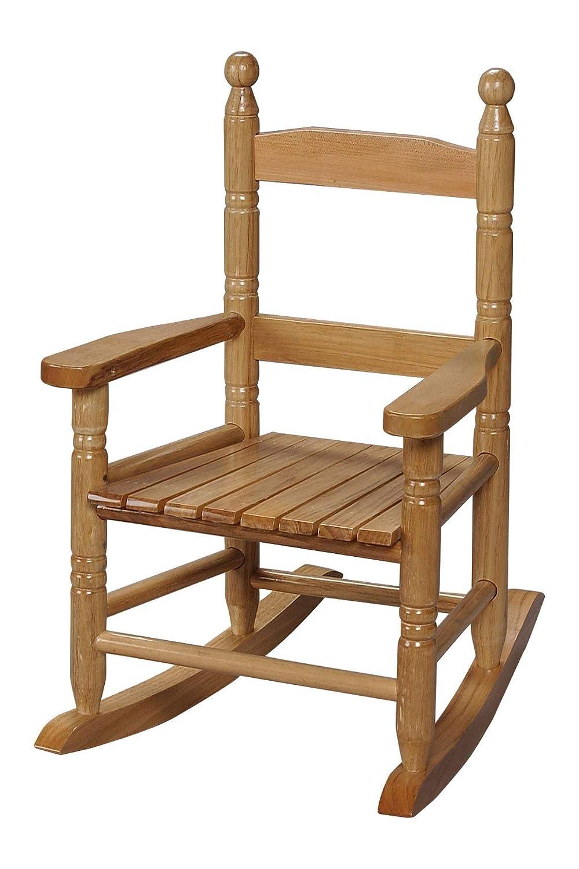 Enjoyable Amazon Com Gift Mark Childs Double Slat Back Rocking Chair Machost Co Dining Chair Design Ideas Machostcouk