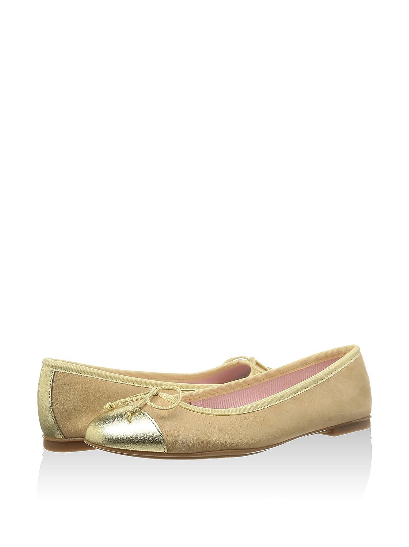 Bisué Damen Ballerina beige beige beige Platinum 37 EU eb9c43