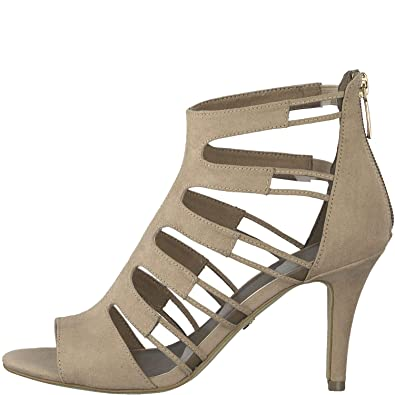 new style 02295 84963 Tamaris Damen Sandaletten 1-1-28022-32, Frauen Sommerschuhe ...