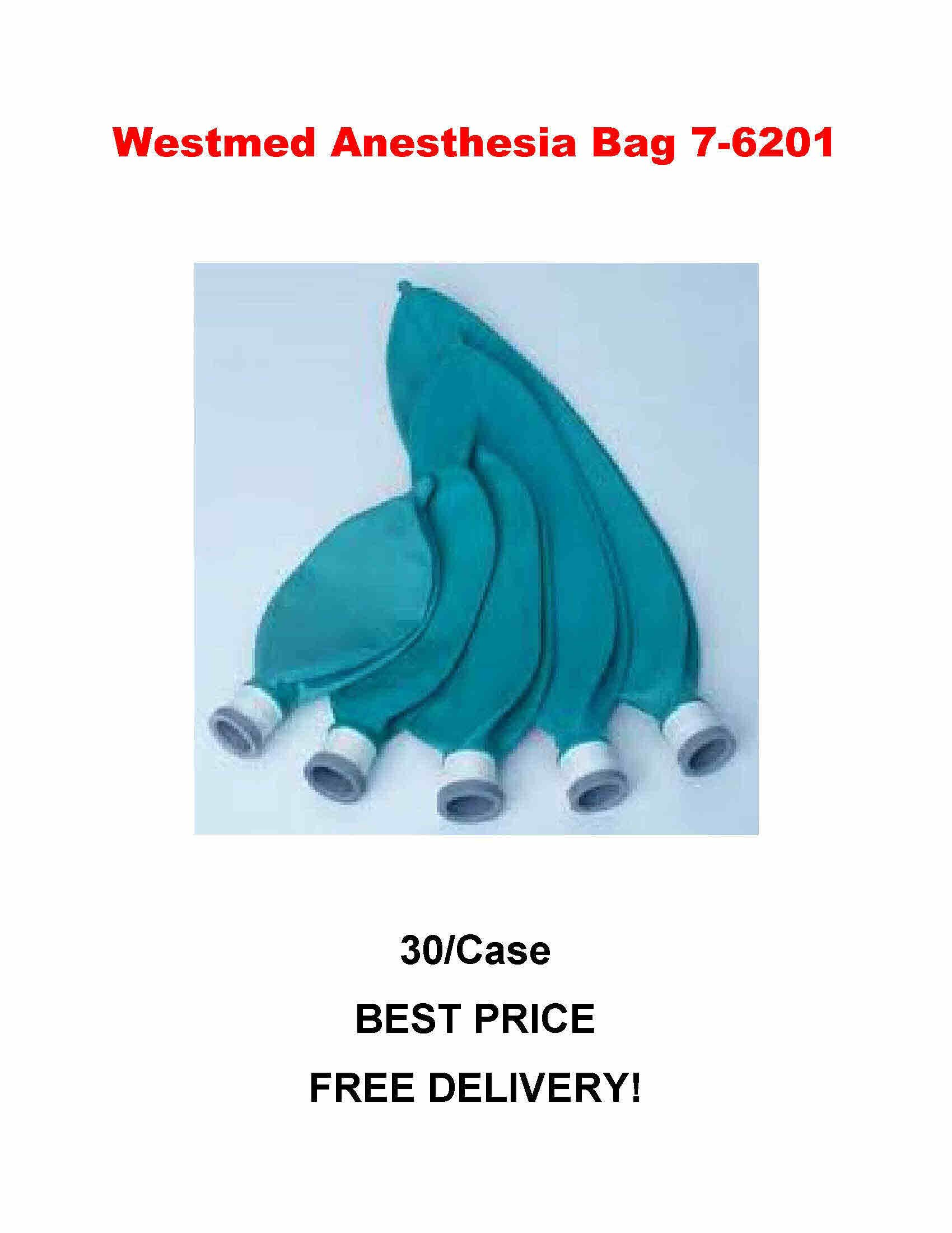 Westmed Anesthesia Bag