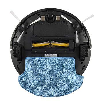 Amibot Flex H2O - Robot aspirador y limpiador, 200 m2 en 2h o 70 m2 en 1h con H2O modo, 11 sensores, 4 modos de limpieza + 1 automático: Amazon.es: Hogar