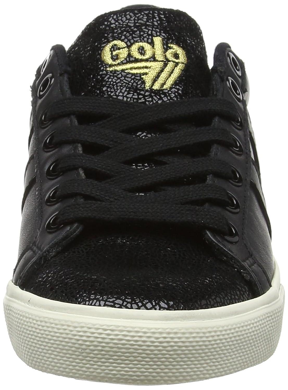 Orchid Fracture - Sneaker Donna, Nero (Black), 40 EU Gola