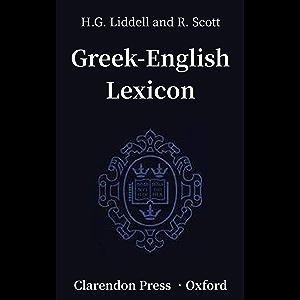 An Intermediate Greek-English Lexicon