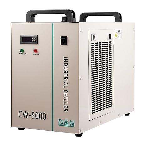 Autovictoria Autovictoria Water Chiller 6L Enfriador de Agua Industrial 10L / min Enfriador de Agua Enfriador