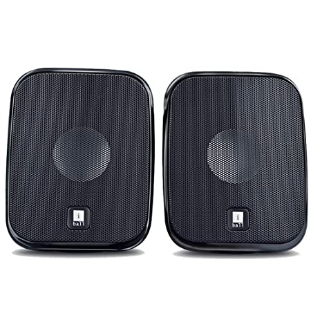 Renewed  iBall Decor 9 Computer Multimedia Speakers