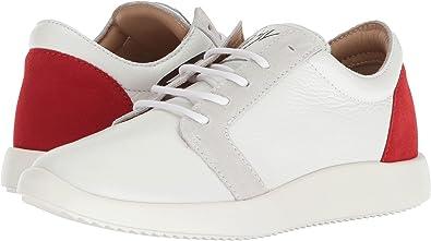 eaeb7dbda68e Amazon.com  Giuseppe Zanotti Women s RS80078 Lindos Bianco Red 39 M EU   Shoes