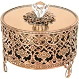 Souk Copper Vintage Trinket Jewellery Box