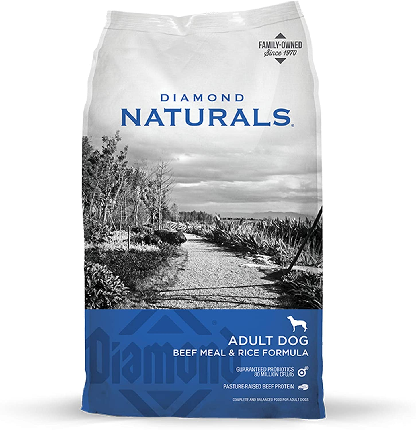 1. Diamond Naturals (Dry) Dog Food