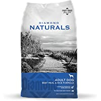 Diamond Pet Foods Naturals - Adult - Beef & Rice - 40 lb