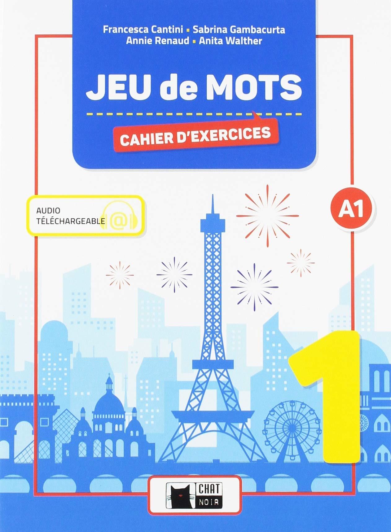 JEU DE MOTS 1 CAHIER (Cideb. Fr. Grammaire): Amazon.es: de Agostini Scuola Spa, de Agostini Libri S.p.a: Libros en idiomas extranjeros