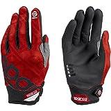 Sparco 002093RS3L Guantes Rojo L