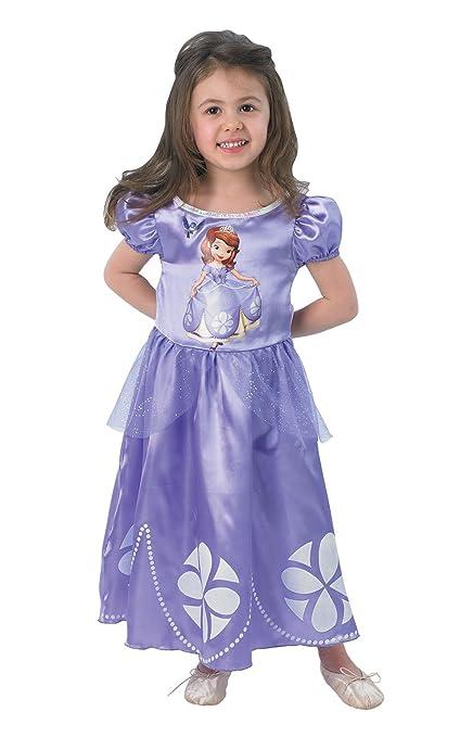 Rubies s - Disfraz infantil de Sofia clásico (889547-M): Amazon.es: Juguetes y juegos