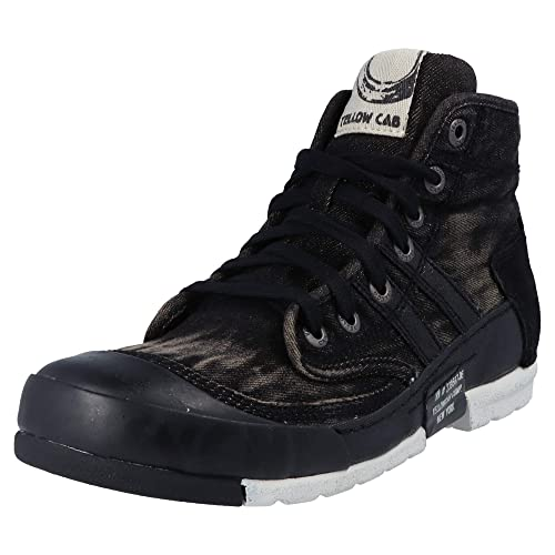 on sale 6aede 42aa0 Yellow Cab Men's Mud M Hi-Top Sneakers: Amazon.co.uk: Shoes ...