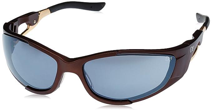 Dice Uni Sportsonnenbrille, dark brown, D01243-7
