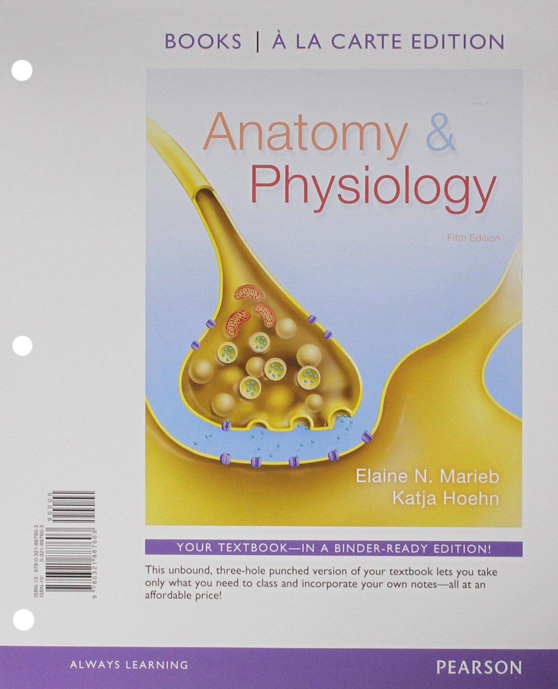Lab Manual for Anatomy & Physiology, Anatomy & Physiology Books a la ...