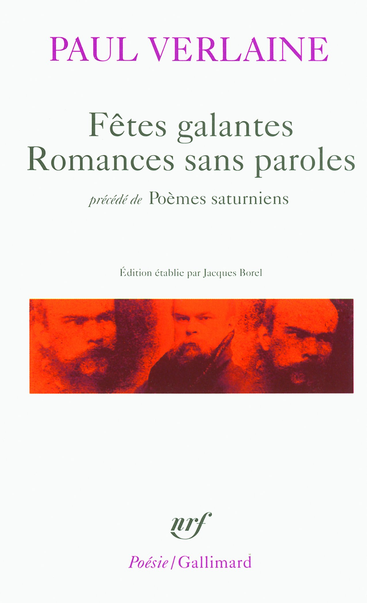 Amazon fr f tes galantes romances sans paroles pr c d de po mes saturniens paul verlaine livres