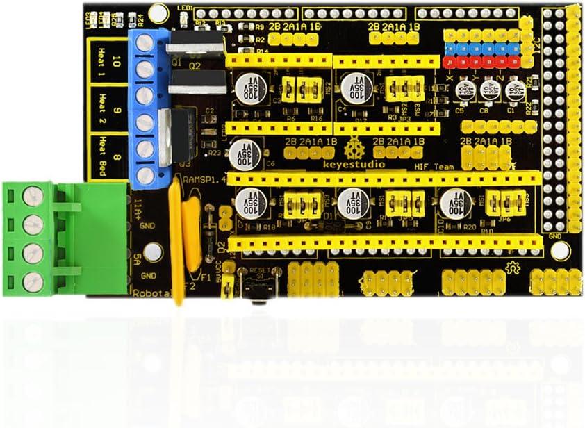 1.3-1.4-3D Printer RAMPS V1.3 and V1.4 PCBs DIY REPRAP ELECTRONICS