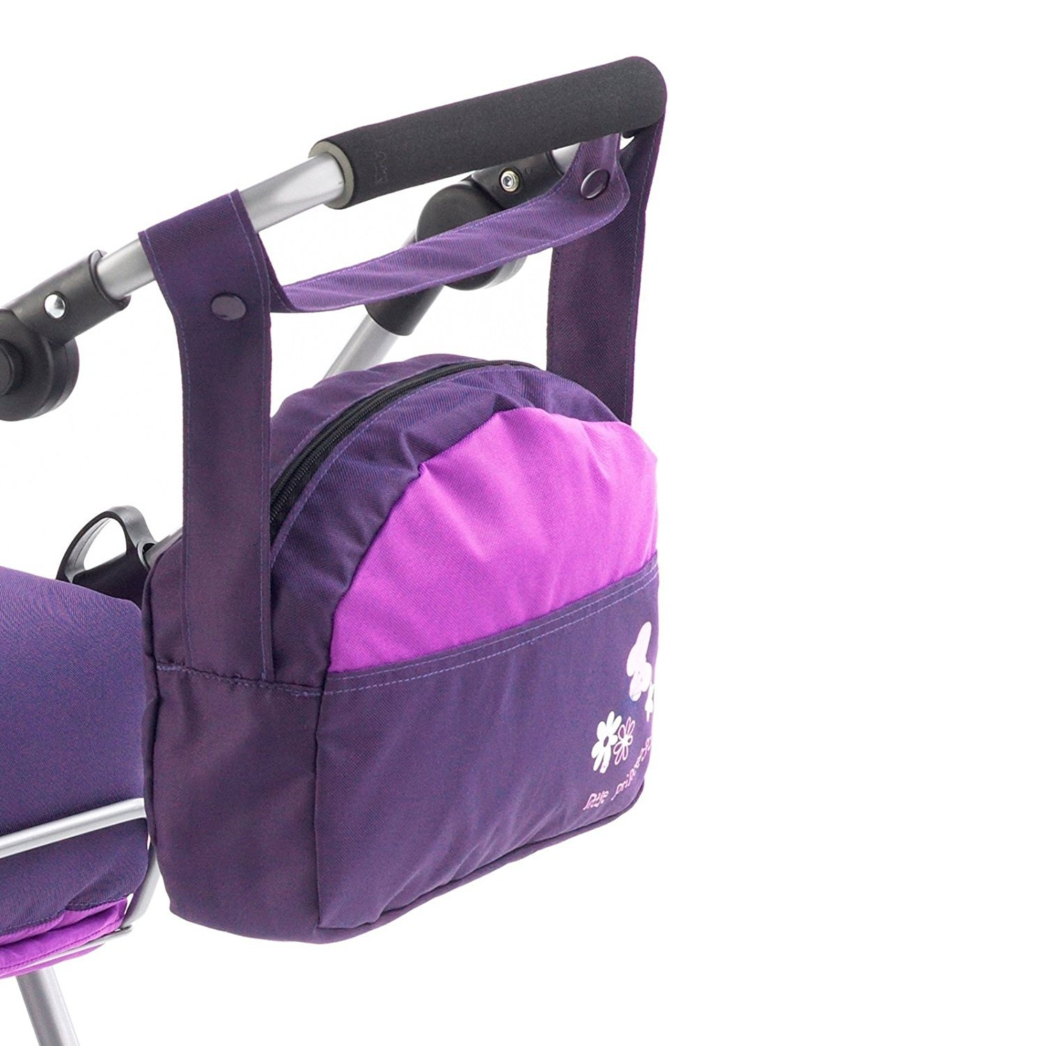 Bayer Chic 2000 853 25 Nappy bag (Plum)