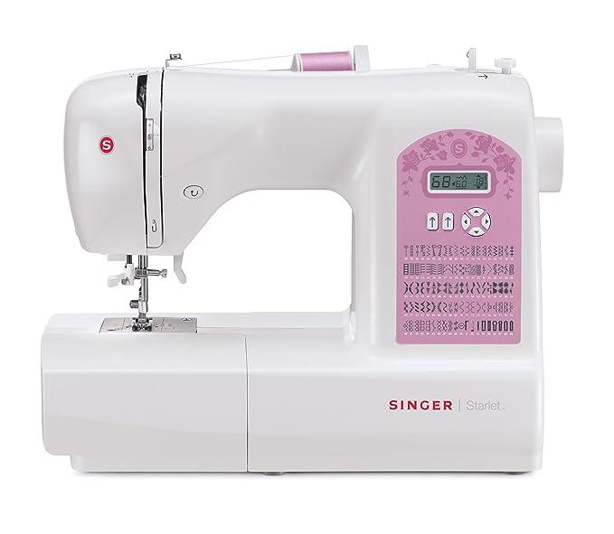 Amazon Singer 40 Starlet Electronic Sewing Machine Stunning Singer Stylist 7258 Sewing Machine Reviews