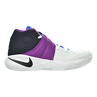Nike Kyrie 2 Men's Shoes White/Black/Bold Berry/Blue 819583-104