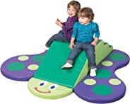 """Children's Factory Butterfly Climber, 60"""" by 52"""" by 12"""" – 4-Piece Climber for Babies and Toddlers to Improve Crawling, Balanc"""