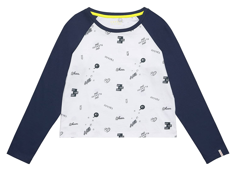 Maglietta a Maniche Lunghe Bambina ESPRIT