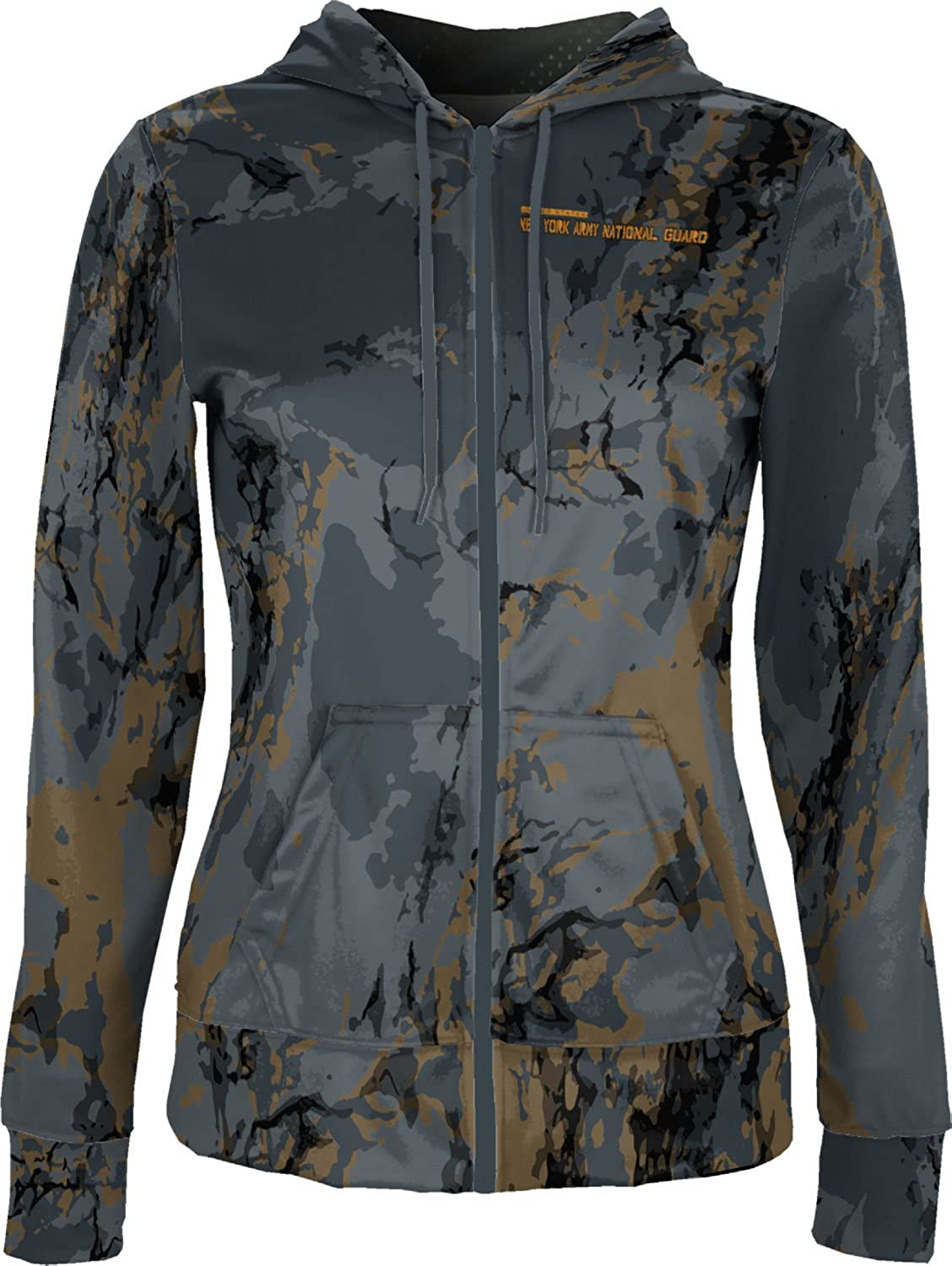 ProSphere Women's New York Army National Guard Military Marble Fullzip Hoodie
