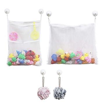 Amazon.com: Freyry organizador de juguetes de baño – 2 ...