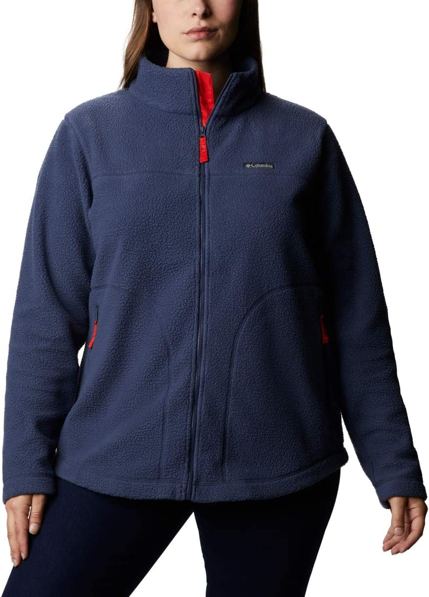 Columbia womens Northern Reach Sherpa Full Zip Northern Reach Sherpa Full Zip
