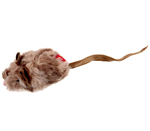 Katzen Haustierbedarf Elektrisches Hunde Katzenspielzeug Maus Ratte für Haustiere zur Beschäftigung