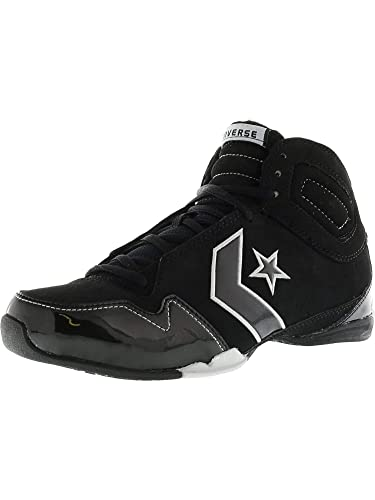 c329d9258891 Converse Men s Special Ops Mid Black Highway Ankle-High Fashion Sneaker ...