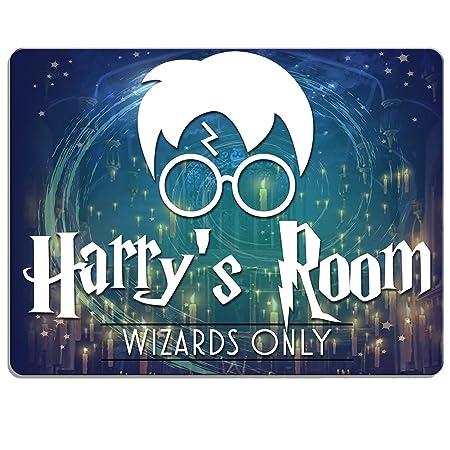 Personalizado Ron Harry Potter Wizard dpe11 placa puerta de ...