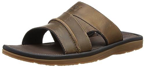 56bed1c8de2f Timberland Mens Original Sandal Slide Slides  Amazon.ca  Shoes ...