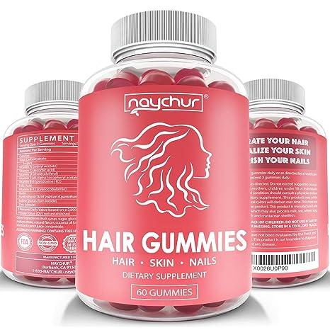 Cual es la vitamina para el crecimiento del cabello