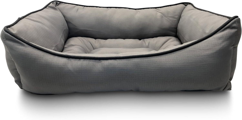 Pet Craft Supply Premium Snoozer Outdoor Indoor Pet Bed for Dogs Cats