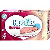Huggies Happies Baby-Pflege-Tücher, 10er Pack (10 x 1 Stück)