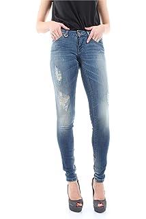 Only Damen Jeans   Skinny Jeans onlRain Regular Knickers  Amazon.de ... 263dfd7620