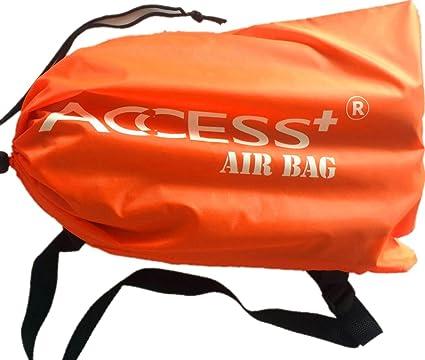 [nuevo diseño] Access + ® sofá tumbona hinchable, saco de dormir, de