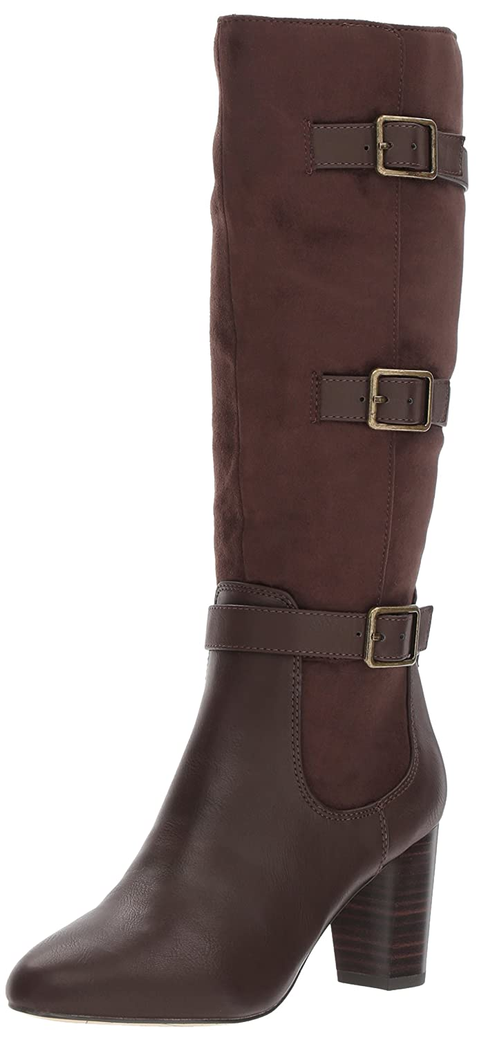Bella Vita Women's Talina Ii Harness Boot B073GGSNL9 6 B(M) US|Brown Burnish