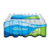 Member's Mark Purified Water, 45 Count