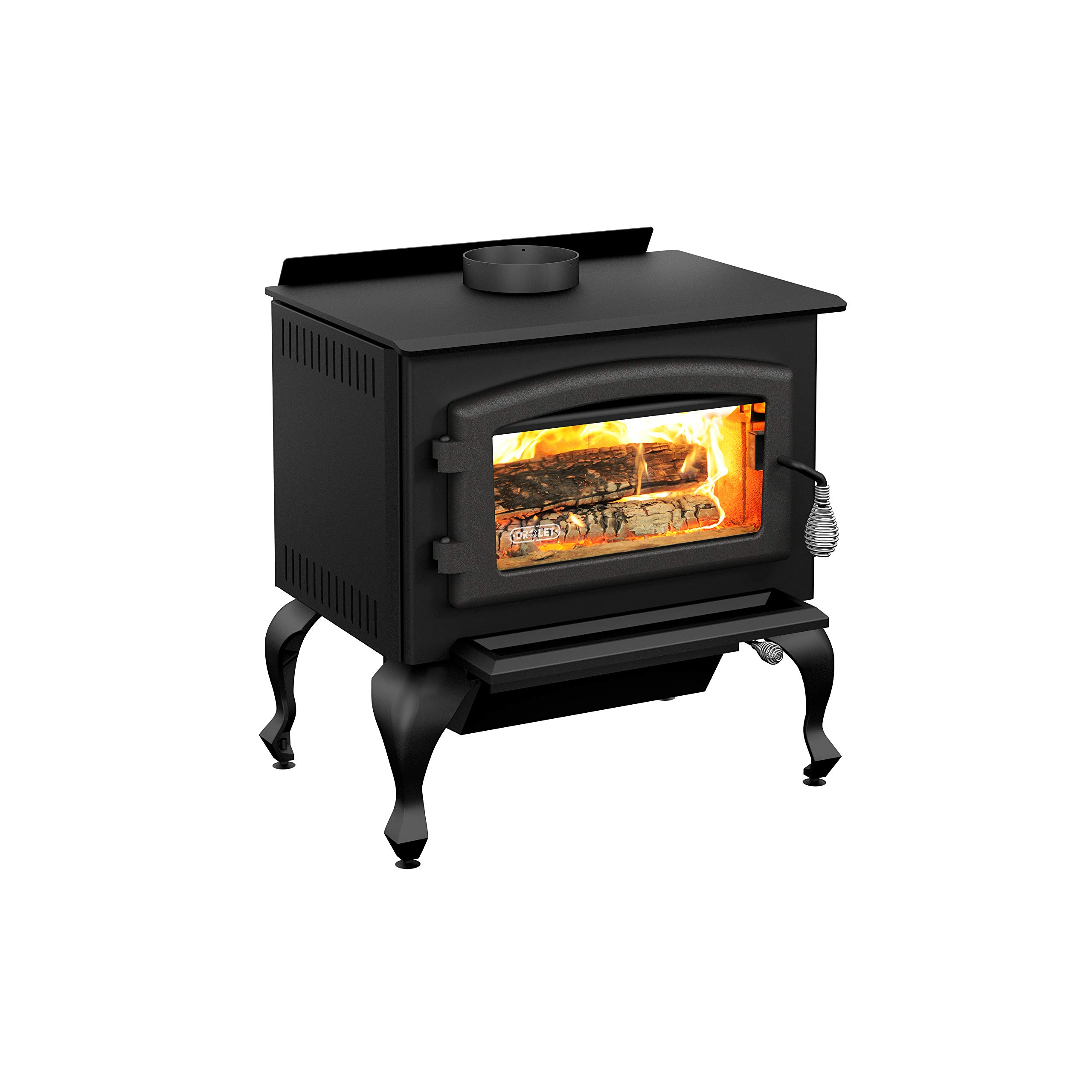 Drolet Columbia EPA High Efficiency Wood Stove DB03015 by Drolet