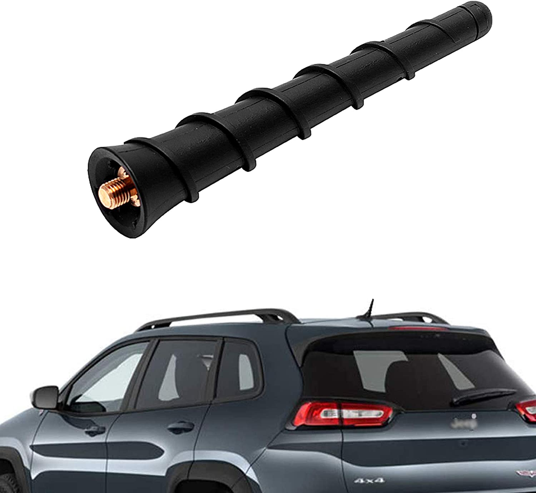 Antena de 4.5 Pulgadas para Jeep Grand Cherokee Liberty Brújula Dodge Dart Journey Avenger Durango Fiat 500 Chrysler 200   OEM 5091100AA P05064793AB