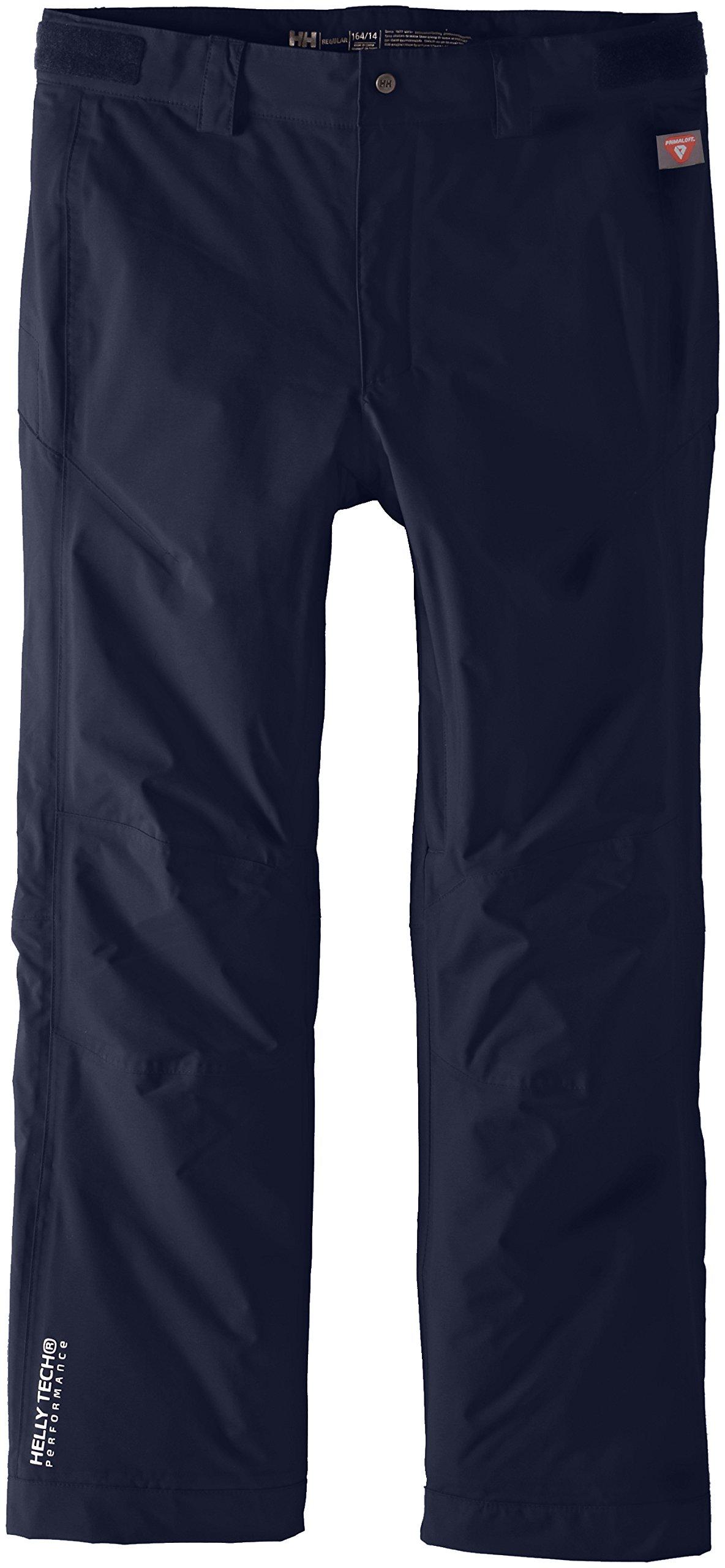 Helly Hansen Junior Kids Legend Insulated Pants, Evening Blue, Size 10