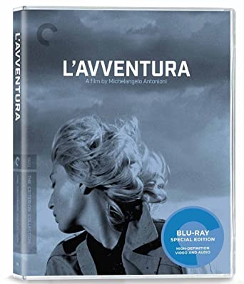Image result for l'avventura criterion blu ray