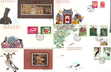 china stamps 1992 1993 1994 9 complete sets 4 sourvenir sheet - Chinese New Year 1992