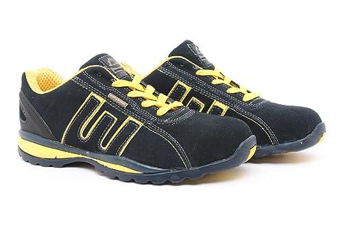 TAdore - Zapatillas para correr en montaña de material sintético para hombre: Amazon.es: Zapatos y complementos