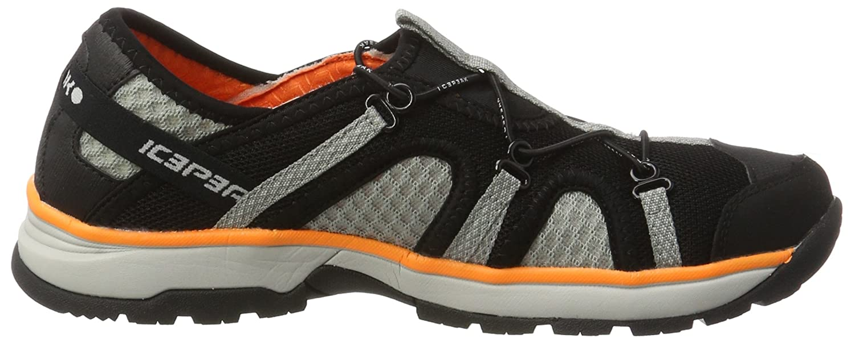 Icepeak Willy, Chaussures Multisport Outdoor Homme, Noir (Black), 43 EUIcepeak