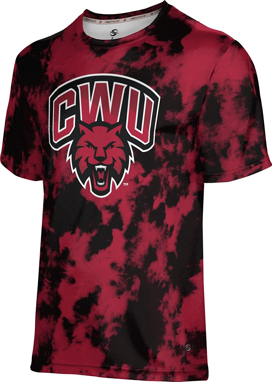 ProSphere Central Washington University Mens Performance T-Shirt Grunge