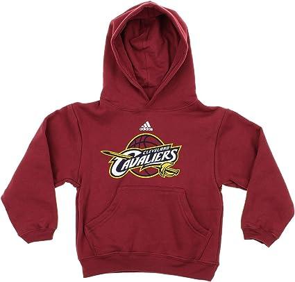 Hacia arriba discreción Cava  Amazon.com : adidas Cleveland Cavaliers NBA Little Boys Toddlers ...